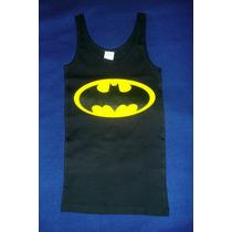 Blusa Camiseta De Batman Batgirl Classic Escudo Negra