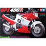 Moto Kawasaki Gpz400r Tamiya Escala 1/12 Nueva