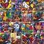 Adesivos De Azulejos Romero Brito 32 Peças Medida 15 X 15cm