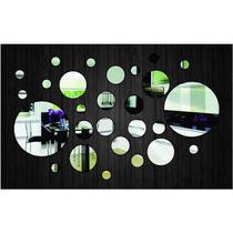 Sala De Jantar Espelho Decorativo - Conjunto 27 Peças