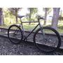 Bicicleta Fixie Fixed Urbana Ciudad Rod.28, Ultimo Diseño