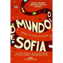 O Mundo De Sofia Livro Jostein Gaarder