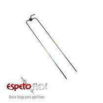Garra Longa P/ Espeto Giratório Espetoflex P/ Churrasco