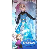 Muñeca Froze Elsa/ Ana Canta Libre Soy En Ingles Juguetes