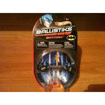 Batman Azul Hot Wheels Ballistiks