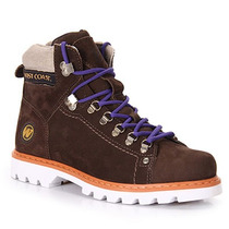 Bota Coturno Masculina West Coast Worker - Taupe