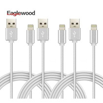 Eaglewood Extralarga 3 Pack De 10 Pies 8 Pin Cuerda De Nylon