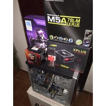 Pc Gamer Amd Fx8350, R9 280x, 8gb Ram