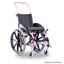 Cadeira De Rodas Infantil Genesys Ultra Lite X Manual Ortobr