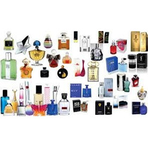 Perfumes Contratipo Importado Masculino Femeninos 60ml 40%
