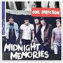 Cd - One Direction - Midnight Memories