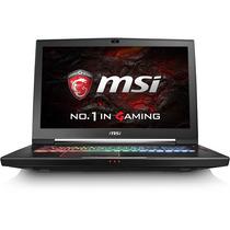 Msi Gt73vr Titan Pro-202 I7/32gb/gtx 1080 8gb/512ssd + 1t