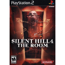 Patch -silent Hill 4 The Room - (ps2) E Pc
