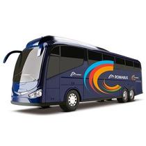 06 Ônibus Romabus Executivo/seleção Brasileira + Nf - Off!