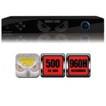 Sistema De 4 Cam C/video Grabador C/disco Duro Night Owl