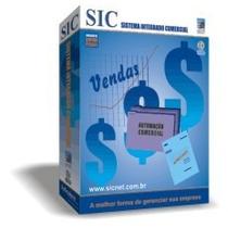 Sic - Sistema Integrado Comercial - Original Lacrado