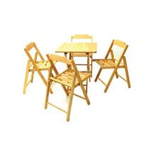 Conjunto Beer 5 Peças Mesa E 4 Cadeiras 1063006 Tramontina