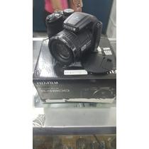 Câmera Fujifilm S4800 16mp 30x Zoom Hd