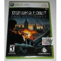 Turning Point / Fall Of Liberty Para Xbox 360