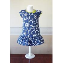 Vestido Importado Nena Verano 4-5 Años Usa