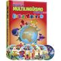 Metodo De Multilinguismo Para Niños Bebe Viajero + 6 Dvds