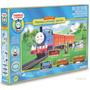 Tren Electrico Ho Thomas Set De Lujo C/accesorios ! Bachmann