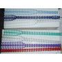 25 Anillos Para Encuadernar Wire Plastic De 11 Mm Hasta 74 H