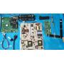 Kit Teclado Funções Placa Sensor Remoto Tv Sony Kdl-40ex525