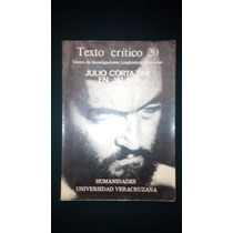 Libro Julio Cortázar En Jalapa (usado) Texto Crítico