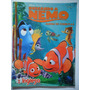 Album De Figuritas Buscando A Nemo De Tienda Inglesa Disney.