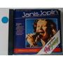 Cd - Janis Joplin - The Very Best Of - (nacional)