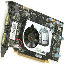 Placa De Video Xfx Geforce 8600gt Pcie 256mb 128 Bit