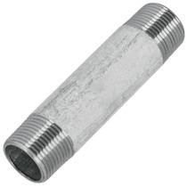 Niple De Acero Galvanizado Diametro 1/2 X 40 Plg Foset 47525