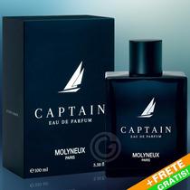 Perfume Importado Captain Molyneux Original Edp 100ml Compre