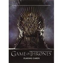Cartas De Poker De La Serie Juego De Tronos Game Of Thrones