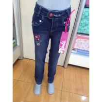 Pantalón Jeans Barbie Talla 6