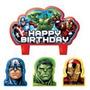Avengers - Velas Para Fiesta Infantil (vengadores)