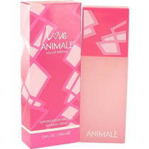 Perfume Animale Love Feminino 100 Ml - Original E Lacrado