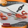 Cadenas Grado 100 3/8 10mm (precio X Metro) Alta Resistencia