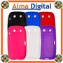 Forro Silicon Blackberry Torch 3 9850 Goma Suave Bb