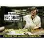 Pelicula Serie Tv Dvd Escobar El Patron Del Mal Completa