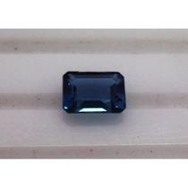 1 Topázio Azul London 8mm X 6mm