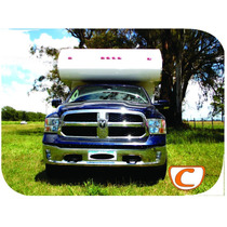 Camper Para Camionetas Doble Cabina F100