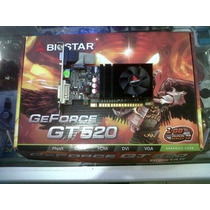 Vendo O Permuto Vga Geforce 520 1gb Ddr3 Biostar