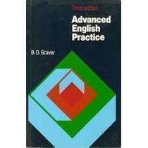 Livro Advanced English Practice B. D. Graver