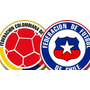 Boleta Oriental Colombia Vs Chile
