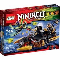 Lego Ninjago Blaster Bike X212 Piezas Licencia Oficial