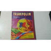 Trampolim 1 Pré Escola Livro Do Professor - R6