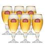 Conjunto 6 Taças Stella Artois + Caixa
