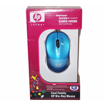 Mouse Optico Usb Marca Hp Grande